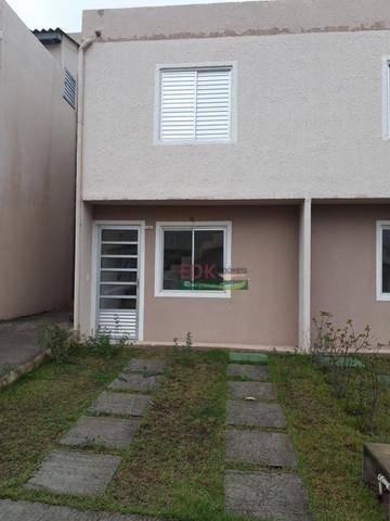 Imagem 1 de 5 de Sobrado Com 2 Dormitórios À Venda Por R$ 217.300 - Vila São Geraldo - São José Dos Campos/sp - So2274