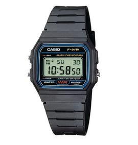 Relógio Casio F-91w-1 Original