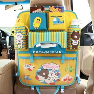 Organizador Infantil Para Autos