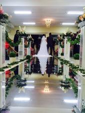 Lindo Salão De Festas - Buffet,casamentos&eventos-zonaleste