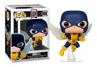 Funko Pop Marvel 80 Years Angel 506 Nuevo Vdgmrs
