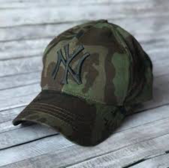 Gorra Visera Larga Ny Bordada Cap Miscellaneous By Caff