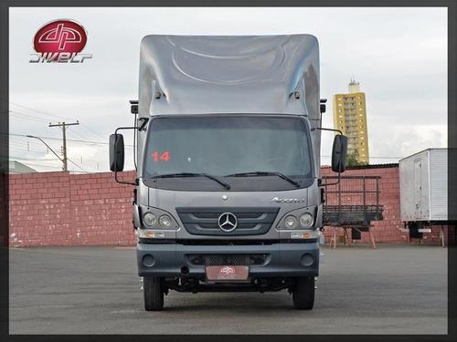 Mercedes Accelo 815 Caminhão Carroceria 4x2