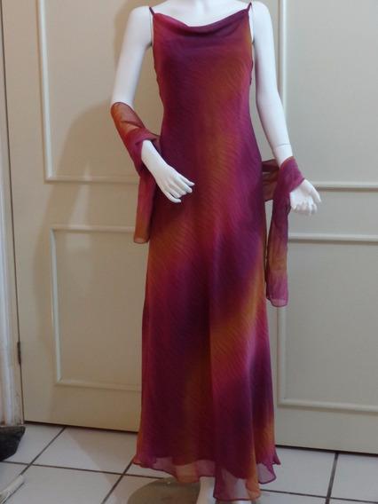 Vestido De Fiesta Osstti