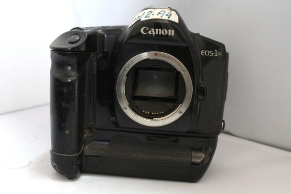Câmera Fotografica Canon Eos-1n Colecionadores Retirada Peça