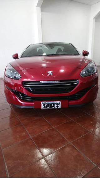 Peugeot Rcz 1.6 Thp 200cv 6mt 2014