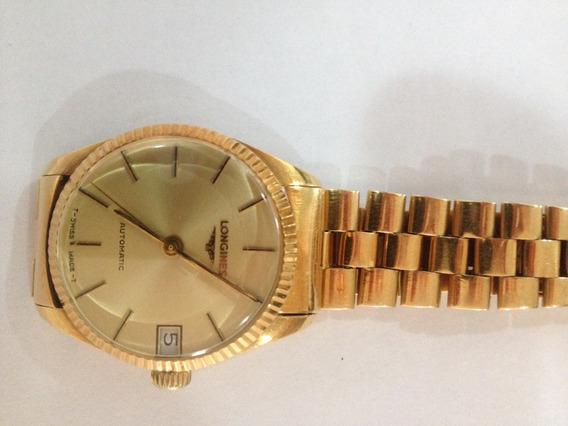 Relógio Longines De Ouro