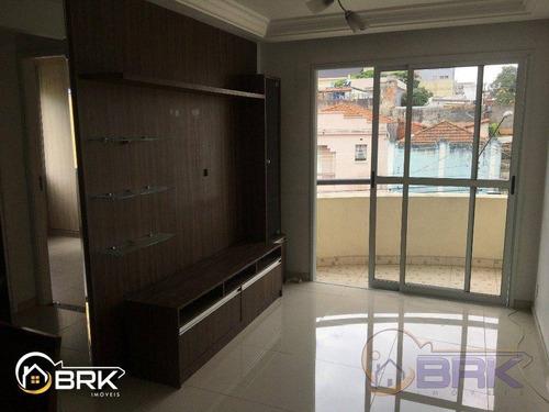 Excelente Apartamento Na Vila Aricanduva - Ap0208