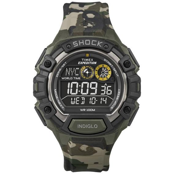 Relógio Timex Expedition Camuflado Masculino T49971ww/tn