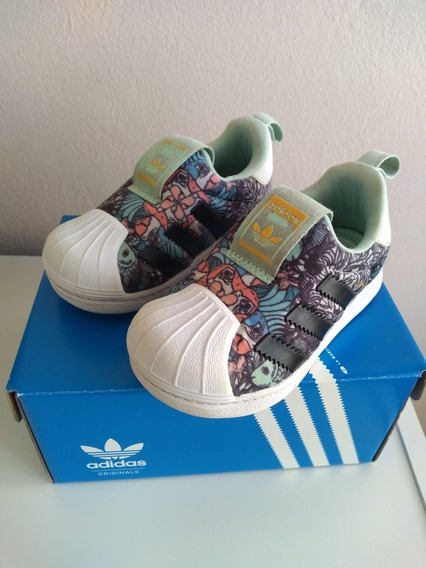 Zapatillas adidas Superstar 360 Talle 21