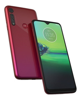 Celular Motorola Moto G8 Plus 64gb 4 Ram Dual Sim 48mp/25mp