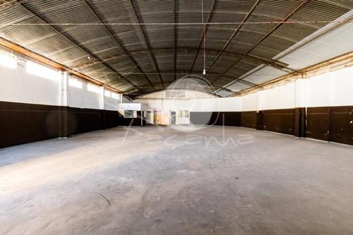 Barracão Para Venda E Locação No Bonfim Em Campinas - Imobiliária Em Campinas - Ba00004 - 69430005