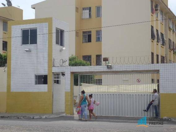 Apartamento Residencial Para Locação, Jacarecanga, Fortaleza. - Codigo: Ap1410 - Ap1410
