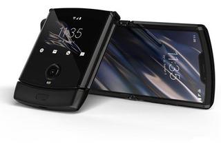 Moto Razr Preto Motorola 6,2 4g 128 Gb - Xt2000-2