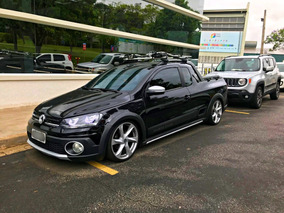 Volkswagen Saveiro Cross Baixa Km
