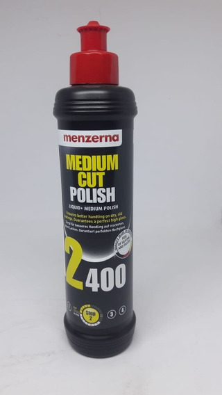 Menzerna Power Finish 2400 250ml - Highgloss Rosario