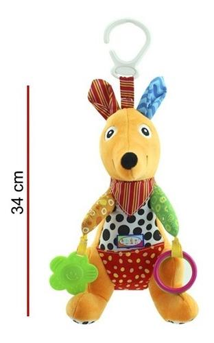Cunero Musical Animales 8672 Phi Phi Toys - Edu By Creciendo