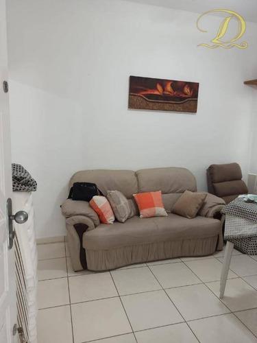 Imagem 1 de 22 de Casa Geminada Térrea Individual Com 3 Dormitórios À Venda Na Vila Guilhermina!! - Ca0218