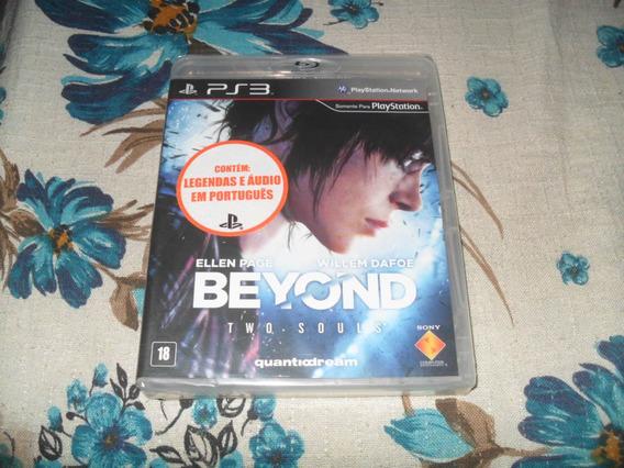 Beyond Two Souls Ps3 (lacrado) Jogo Em Português Br