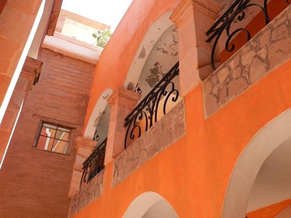 Hotel En Venta En Zacatecas Centrico