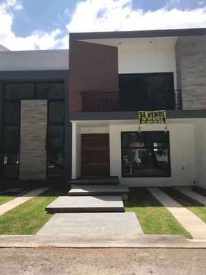 Casa Nueva En Fracc Privado