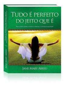 Livro - Tudo É Perfeito Do Jeito Que É - Jane Mary Abreu