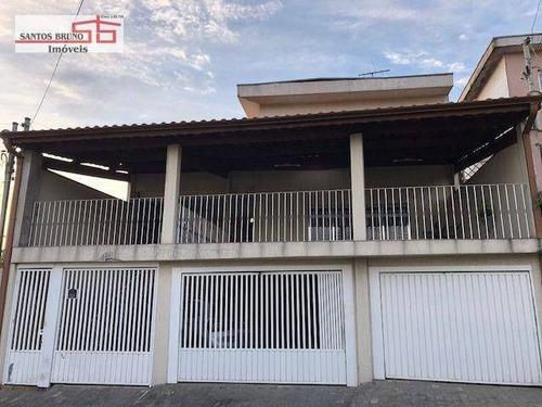 Imagem 1 de 28 de Sobrado À Venda, 250 M² Por R$ 850.000,00 - Freguesia Do Ó - São Paulo/sp - So1533