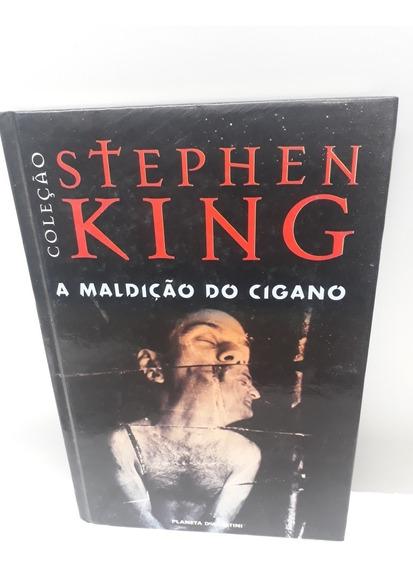 A Maldição Do Cigano Stephen King Planeta Deagostini F7