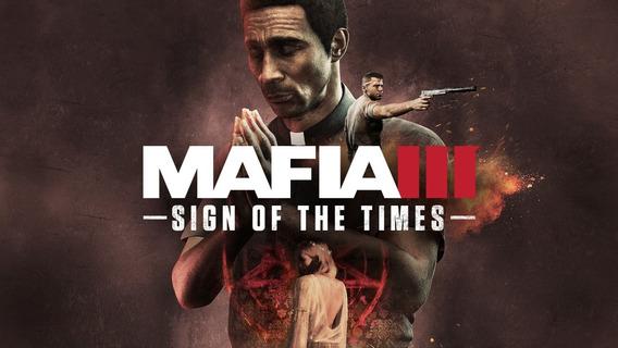 Dlc Mafia 3 Iii Sign Of The Times Pc Ativa Steam Key