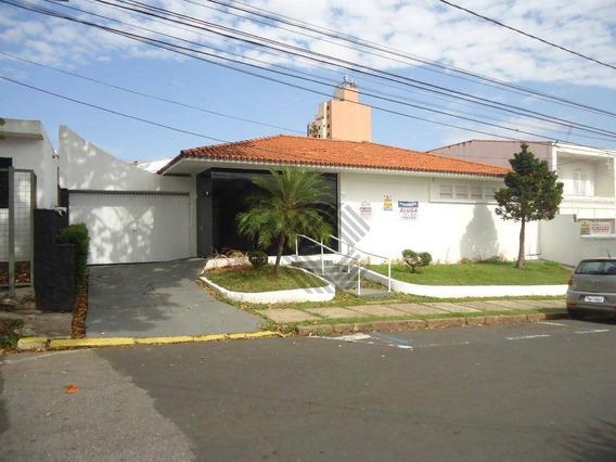 Casa Para Alugar, 600 M² Por R$ 9.000/mês - Centro - Sorocaba/sp - Ca6600