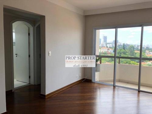 Imagem 1 de 12 de Apartamento Com 2 Dormitórios À Venda, 69 M² Por R$ 600.000 - Vila Madalena - Prop Starter Adm. Imóveis - Ap0590