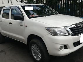 Gran Oportunidad Toyota Hilux 2012 Diesel