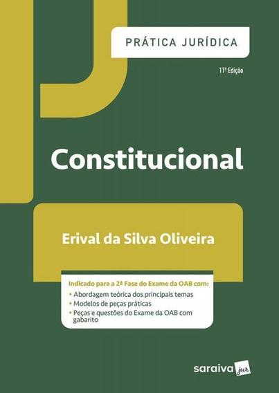 Pratica Juridica Constitucional - Saraiva