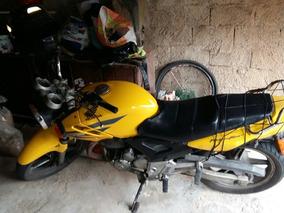 Honda Cbx 250 Twister Twister Amarel