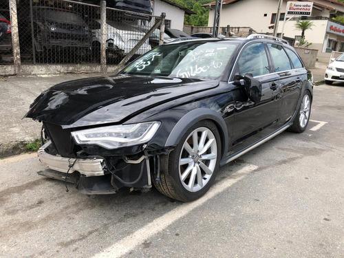 Sucata Audi A6 Allroad 3.0 Tfsi 2015 Venda De Peças