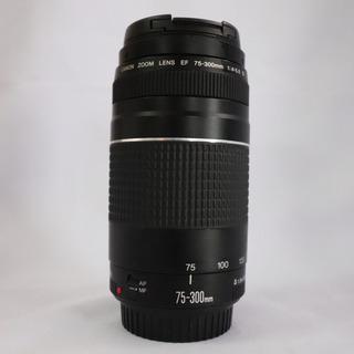 Canon Lens 75-300 Ef Iii Teleobjetivo Zoom