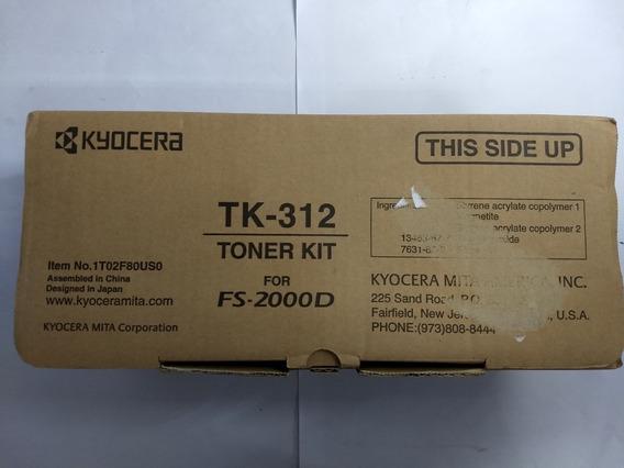 Toner Tk-312 Para Kyocera Fs-2000d Original