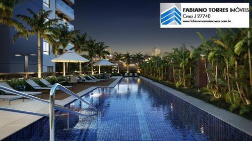 Apartamento Para Venda Em Santo André, Jardim, 4 Dormitórios, 2 Suítes, 3 Banheiros, 3 Vagas - Palmer_2-734748