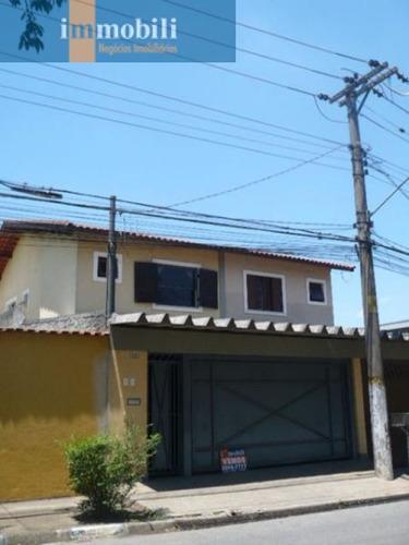 Imagem 1 de 15 de Sobrado Prox Ao Km22 - Gv13414