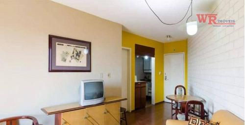 Imagem 1 de 18 de Apartamento Com 1 Dormitório - Venda Ou Aluguel Por R$ 970/mês - Chácara Inglesa - São Bernardo Do Campo/sp - Ap3511