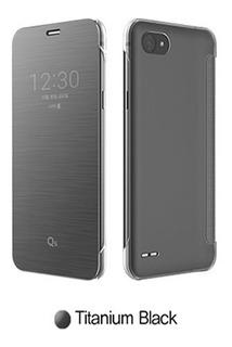 Funda Flip Smart Cover Premium Lg Q6 Prime | Plus | Alpha