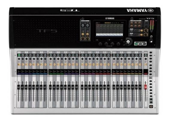 Mesa De Som Profissional Yamaha Digital Tf5 32 Canais Bivolt