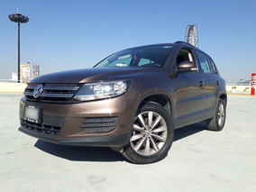 Volkswagen Tiguan 2015 Sport & Style Techo Panoramico Clima
