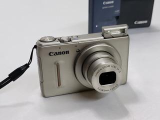 Cámara Canon Poweshot S100 Importada En Perfecto Estado