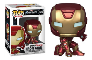Iron Man Funko Pop 626 Gamerverse Avengers Marvel