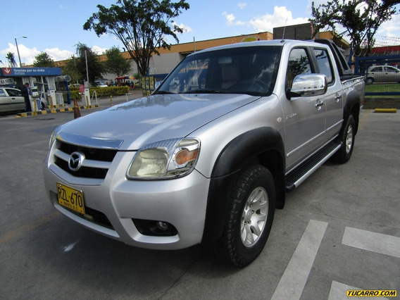 Mazda Bt-50 Mt 4×4 Turbodiesel