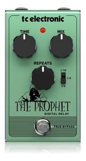 Pedal Efecto Guitarra Tc Electronic Prophet Digital Delay