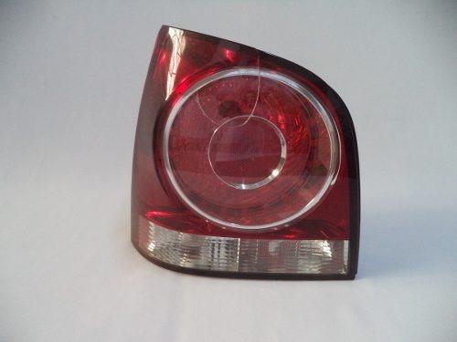 Lanterna Traseira L/e Polo 2007/2012 Ref: 6q6945095ab