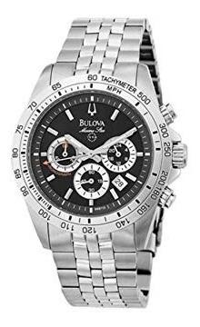 Relógio Bulova Marine Star Cronógrafo Wb30917t