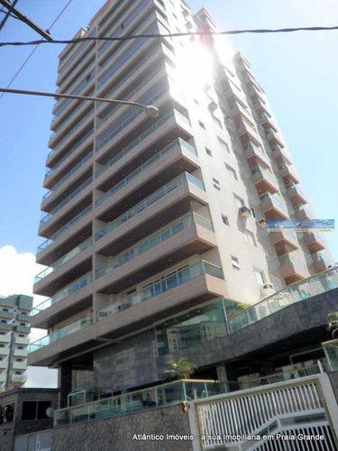 Imagem 1 de 1 de Apartamento Com 1 Dorm, Tupi, Praia Grande - R$ 250.000,00, 51m² - Codigo: 3196 - V3196